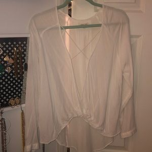 Urban outfitters white top